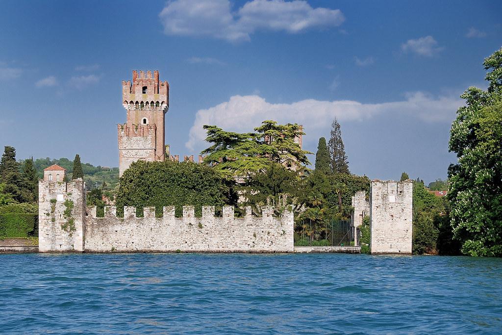 Кастелло ди Lazise Озеро Гарда (Венето)