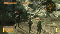 Metal Gear Online – Race Mission 2