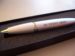 An Event Apart Pen