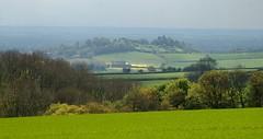 Haze (sfryers) Tags: trees green rural landscape spring haze yorkshire horizon sigma apo hills 70300 yearsley