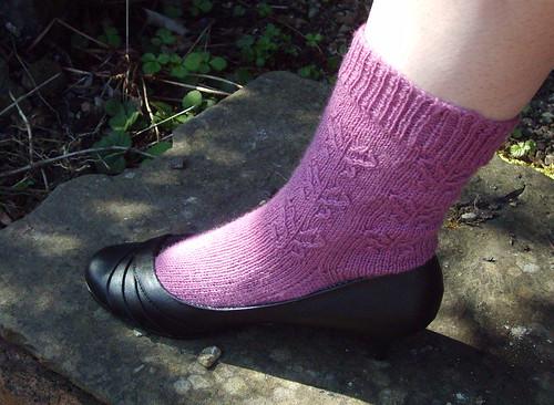 Mariposa Socks