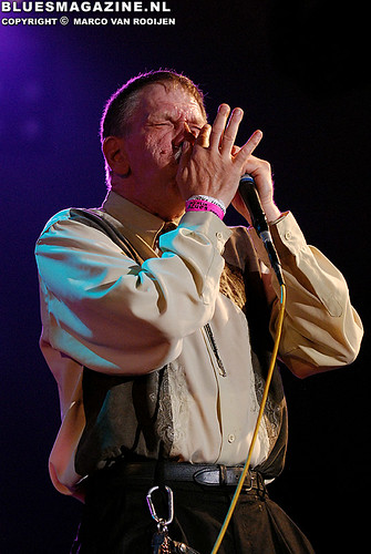 Watermelon Slim @ Moulin Blues 2009