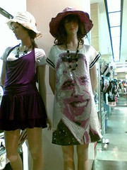 China Loves Obama (PaleFires) Tags: china fashion clothing dress politics clothes obama hunan adoration changsha barackobama obamania