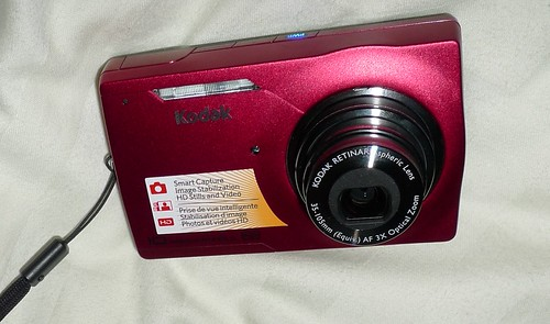 Kodak EasyShare M1093 IS Front 1