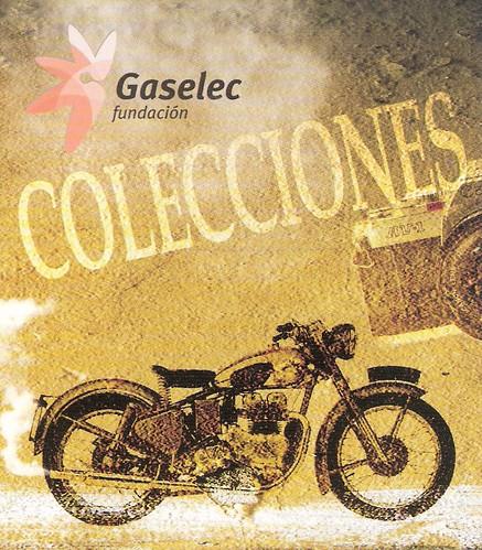 Colecciones. Gaselec