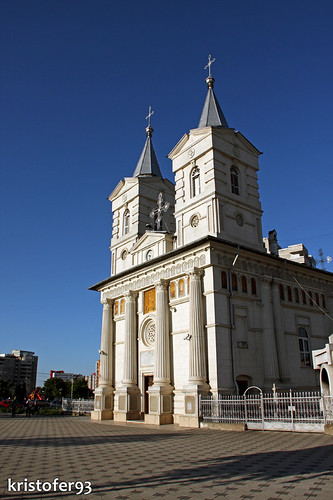 "Catedrala Ortodoxa ""Sfântul Niculae"" din Bacau"
