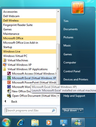 Windows_XP_Mode_Start_Menu_Integration