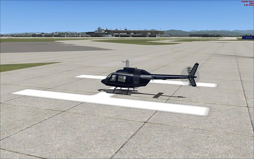Dodosim Bell 206 Jetranger by Calistah