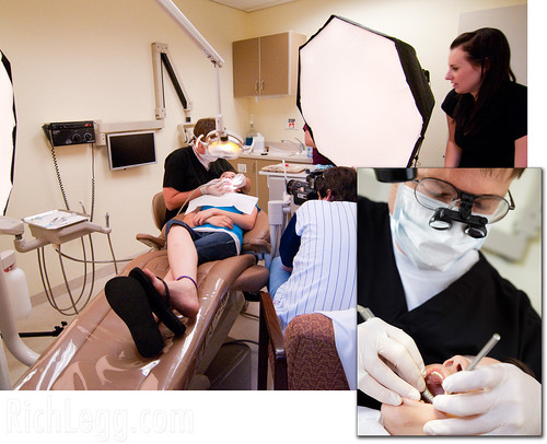 Dentist Office 2 - Behind the Scenes