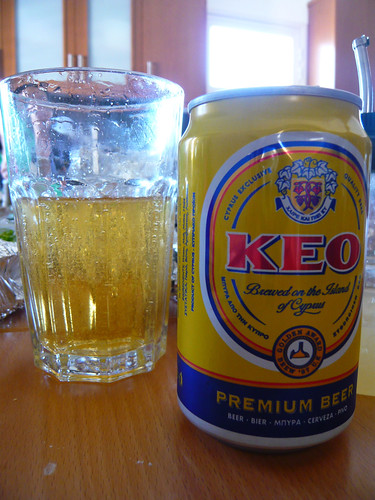 Keo beer