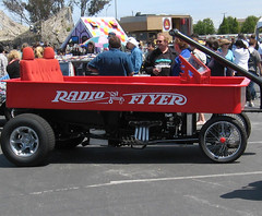 radio flyer car