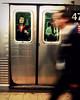 3 Women, 3 Windows, 3 Portraits (antonkawasaki) Tags: nyc newyorkcity portraits subway explore motionblur iphone subwaydoor explored subwaystories sheseesme ©antonkawasaki threewomenthreewindowsthreeportraits lookingoutbehindawindow mobilephotogroup