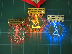 RoboGames Awards (on)