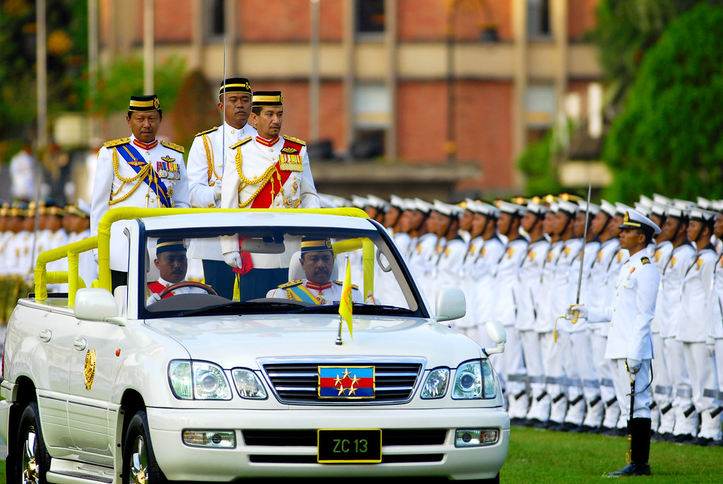 Malaysia King Birthday | Kuala Lumpur