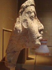 Perhaps the Favourite, Kiya (meechmunchie) Tags: ancient egypt revolution egyptian 18thdynasty akhenaten tutankhamen ancientegypt tutankhamun tutankhamon thutmose newkingdom amarna tuthmose talatat akhetaten rammeside atenist egyptiancourt