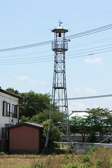 角泉の火の見櫓(川島町)