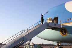 Obama arrives in Phoenix