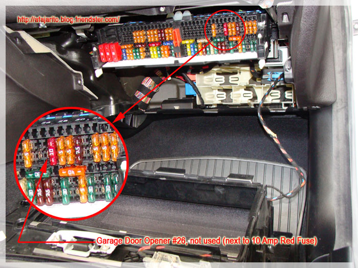 3619010945_c581d37080_o diy blog hardwiring v1 and v1 concealed display to a bmw 3 bmw e46 fuse box at reclaimingppi.co