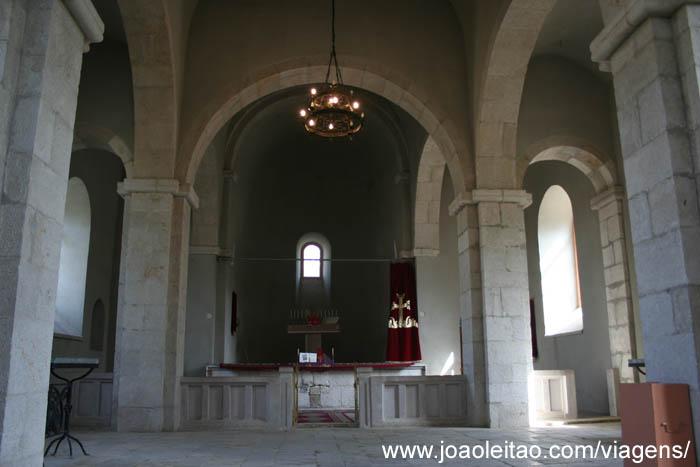 Mosteiro Arménio de Amaras, Alto Carabaque