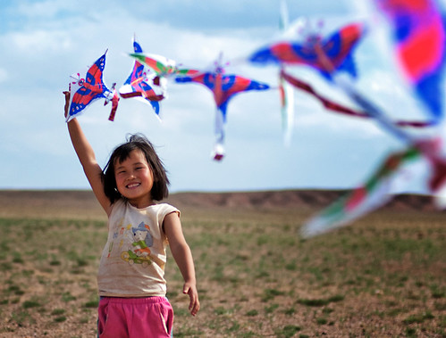 Kites & Smiles por ignacio izquierdo.
