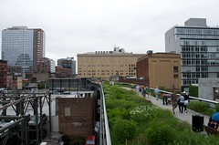 The High Line (New York), June 2009 - 24 by Ed Yourdon, on Flickr