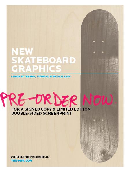 New Skateboard Graphics pre-order ad