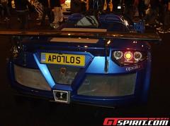 Gumpert Apollo S (daveoflogic) Tags: auto show sport s piston international heads 2008 apollo autosport gumpert pistonheads gtspirit gumpertapollos pistonheadsshow2008