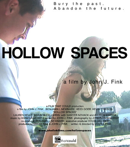 hollow spaces poster