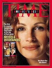 Julia Roberts Time Magazine Cover