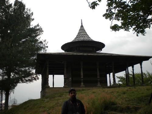 Thanedar - Paramjyotir temple