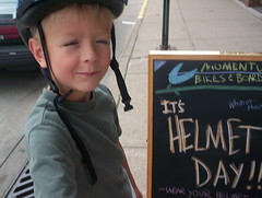 Helmet Day