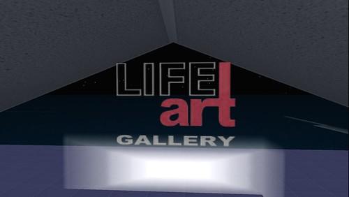 life art gallery
