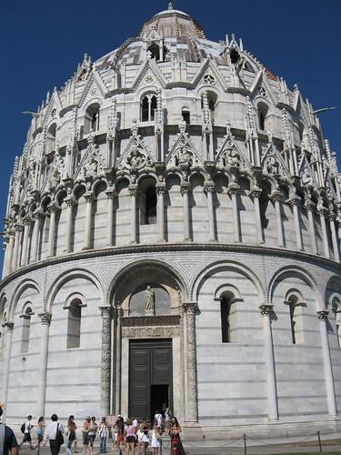 Baptistero di Pisa