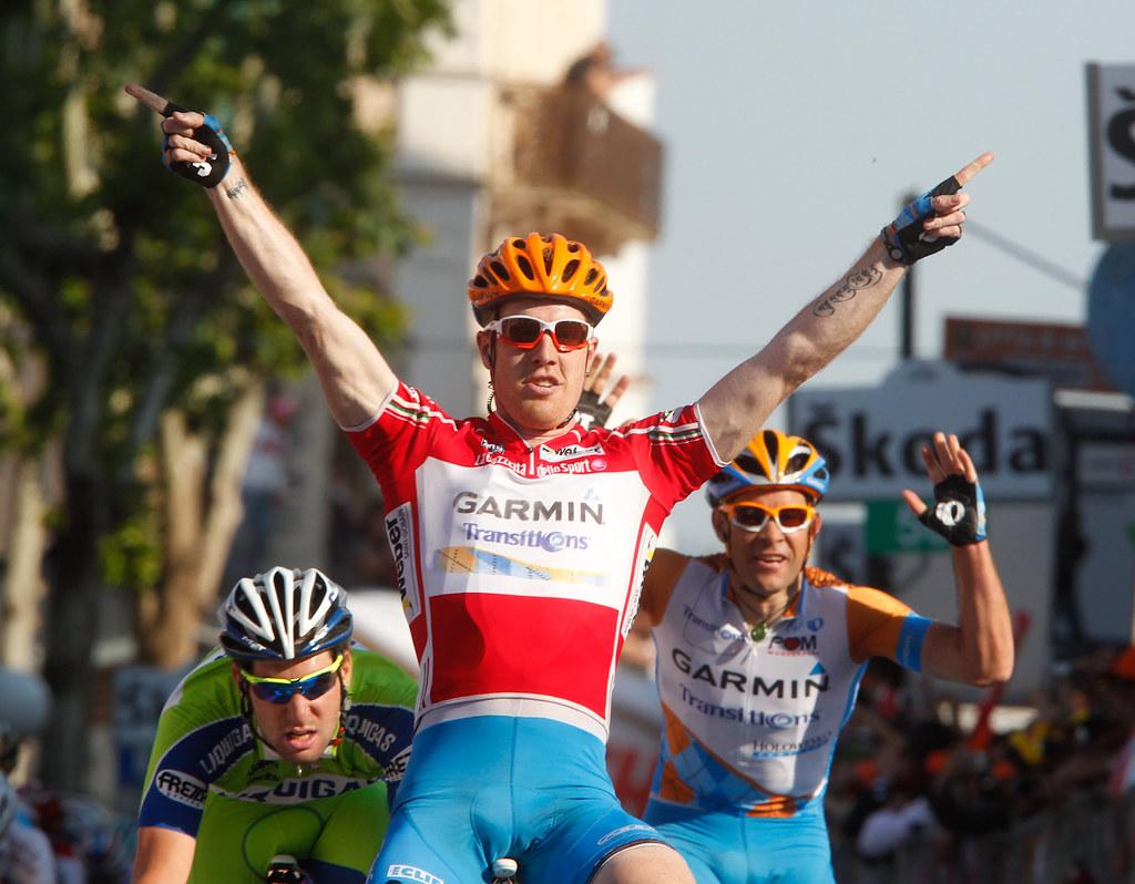 Tyler Farrar - Giro d'Italia, stage 10