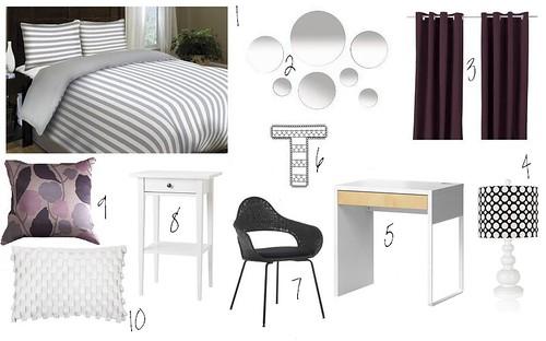 tesi's room
