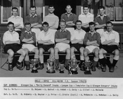 Image titled Rolls Royce Football Team 1955