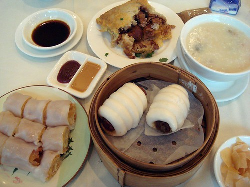 Dim Sum@Holiday Inn Exp HK