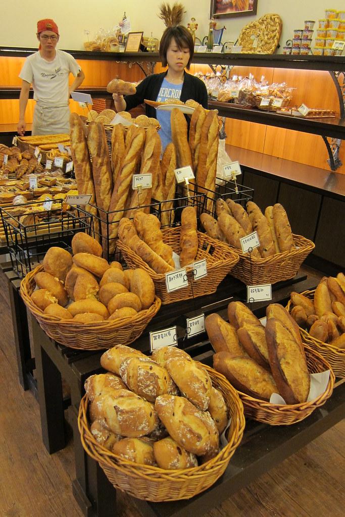 桃園 野上麵包