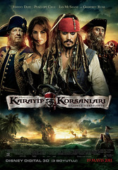 Karayip Korsanları: Gizemli Denizlerde - Pirates of the Caribbean: On Stranger Tides (2011)