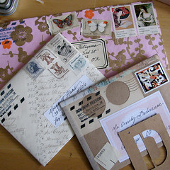 outgoing Jun 11 08 (donovanbeeson) Tags: post mail letters letter postal correspondence snailmail goodmail realmail letterwritersalliance