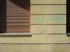 freunde finden in neuklln. (Hel*n) Tags: streetart berlin graffiti neuklln mutig fraglich schneneuewelt streetartfhrtsexundislamzusammen