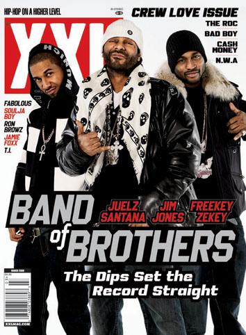 jim jones byrd gang xxl magazine cover