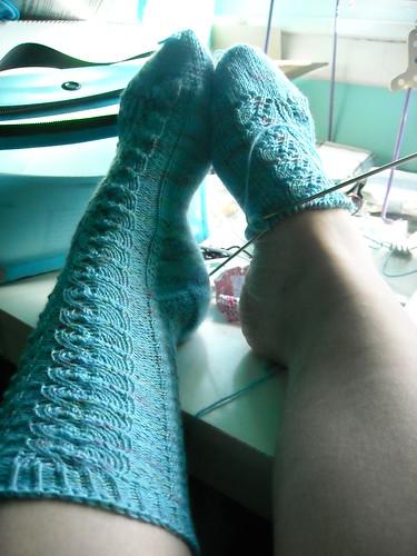 Baudelaire socks