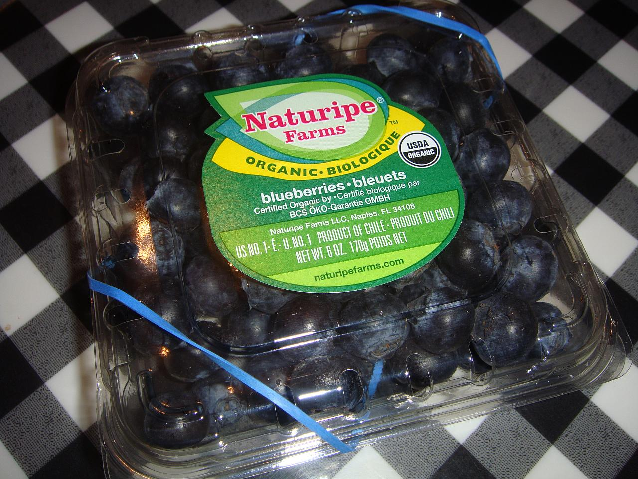 Naturipe Organic Blueberries
