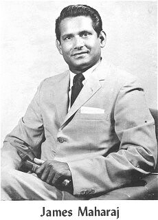 James Maharaj
