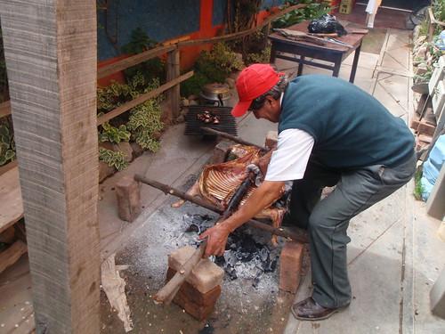 Lamb - Huancayo Peru