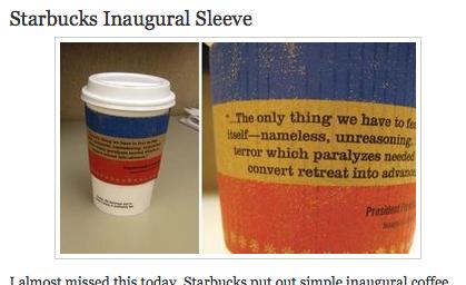 loquat73: Starbucks Inaugural Sleeve