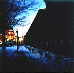 Con Diana+ in Universit (.:Stardust:.) Tags: snow fdp lomo lomography italia milano universit 120film diana neve lomografia universitdeglistudidimilano yourcountry