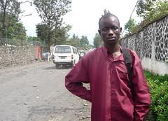 Goma : Maleck, étudiant