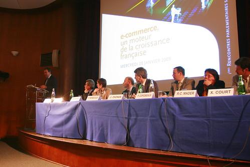 e-commerce et politique: picture e-commerce moteur de la croissance française by danielbroche